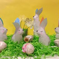 Bunny decorations